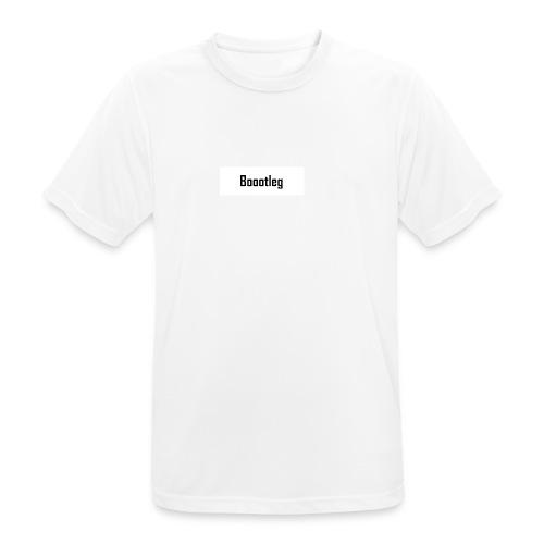 boootleg - Pustende T-skjorte for menn