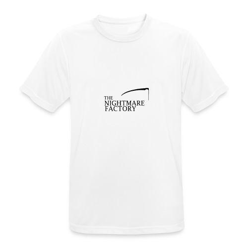 nightmare factory Nero png - Men's Breathable T-Shirt