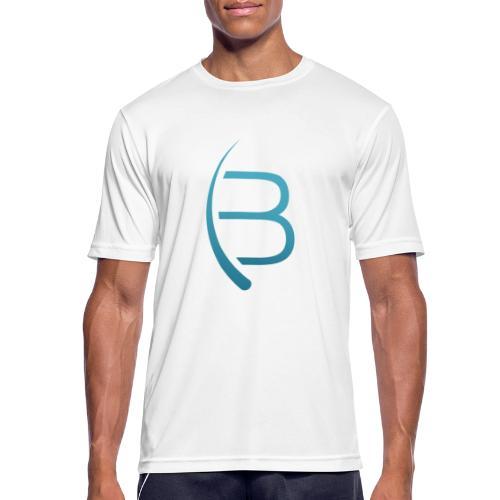 Bookrebels Logo - Men's Breathable T-Shirt