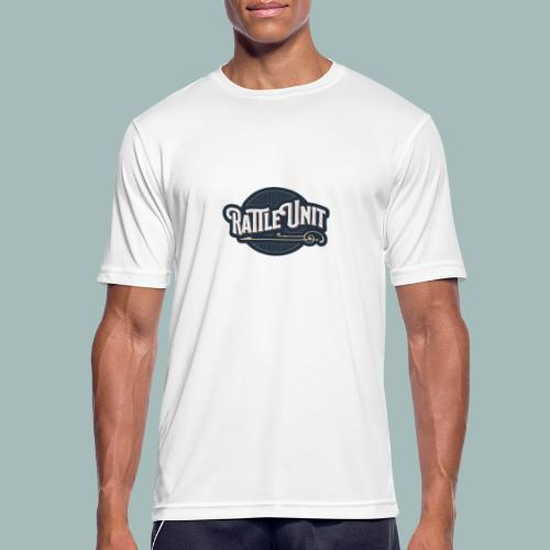 Rattle Unit - Mannen T-shirt ademend actief
