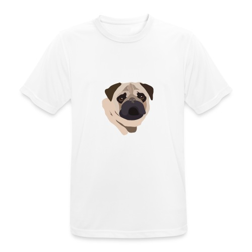 Pug Life - Men's Breathable T-Shirt