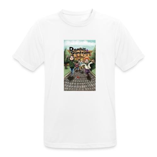 DuG-Band1-Kurztitel - Männer T-Shirt atmungsaktiv