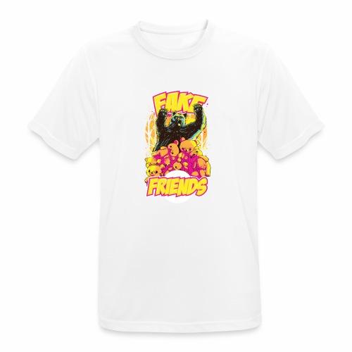 Fake Friends - Männer T-Shirt atmungsaktiv