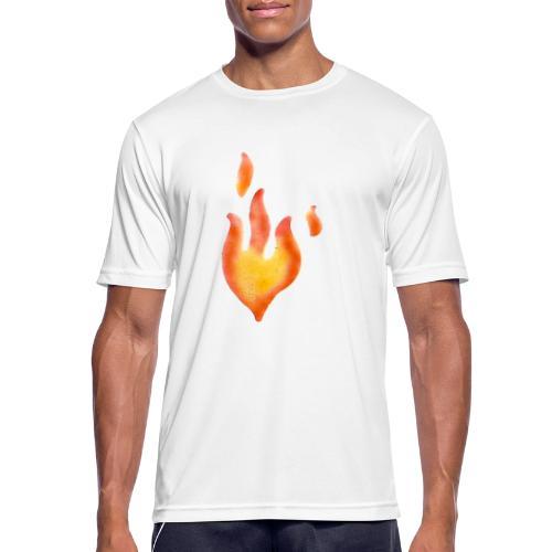 Fiamma - Maglietta da uomo traspirante