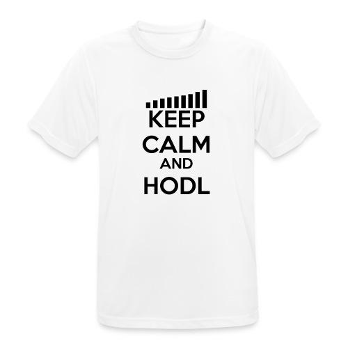 vec2 - Männer T-Shirt atmungsaktiv