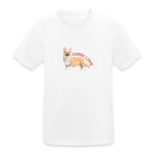 CorgiLove - Men's Breathable T-Shirt