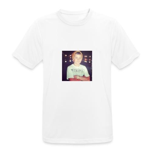 Shmokey X Metropolis range - Men's Breathable T-Shirt