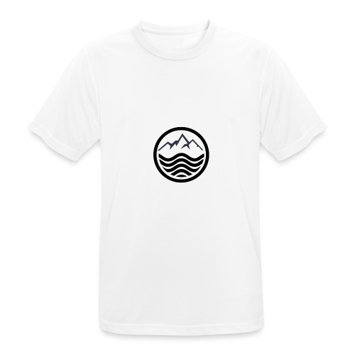ColdOcean - Men's Breathable T-Shirt