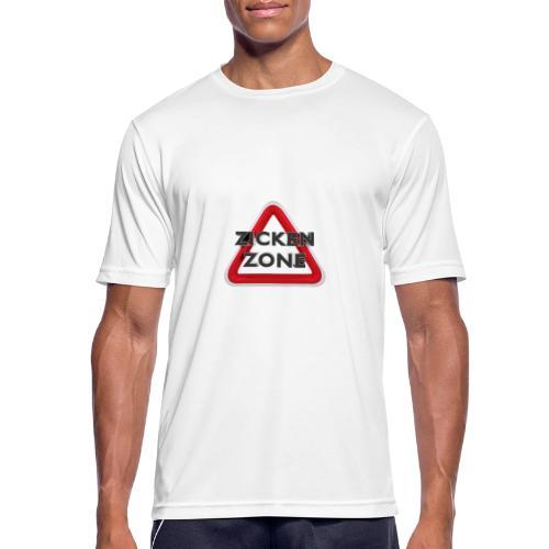 Zicken Zone - Männer T-Shirt atmungsaktiv