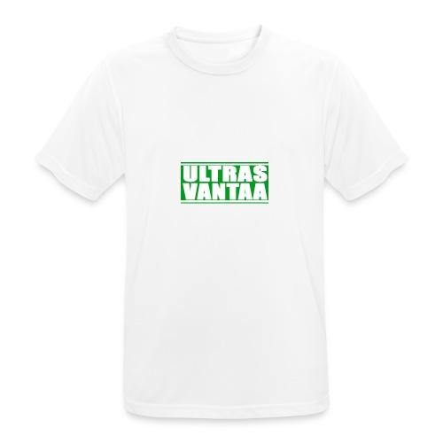 Ultras vantaa box - miesten tekninen t-paita