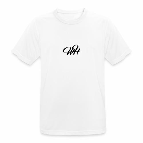 Basic logo - Herre T-shirt svedtransporterende