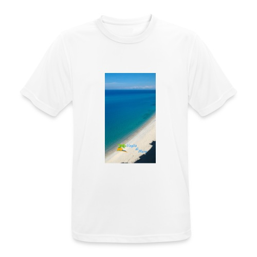 Tropea mare - Maglietta da uomo traspirante