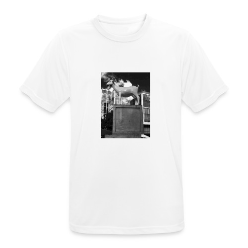 Ged tee - Herre T-shirt svedtransporterende