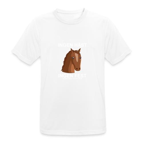 haestfest - Andningsaktiv T-shirt herr