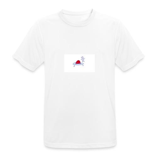 Project 3 - Camiseta hombre transpirable