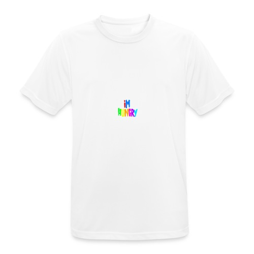 Im Hungry - Men's Breathable T-Shirt
