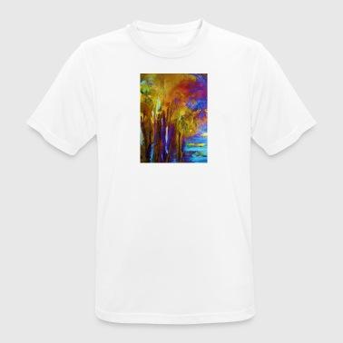 Créa Cathy l'Escaud - T-shirt respirant Homme