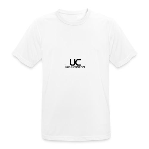 URBN Concept - Men's Breathable T-Shirt