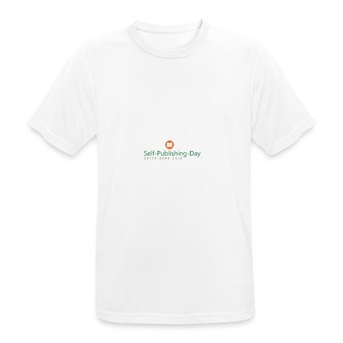 Self-Publishing-Day Düsseldorf 2018 - Männer T-Shirt atmungsaktiv
