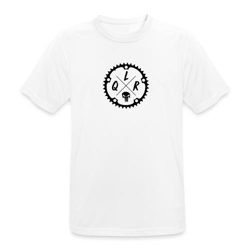 [Logo Noir] - T-shirt respirant Homme