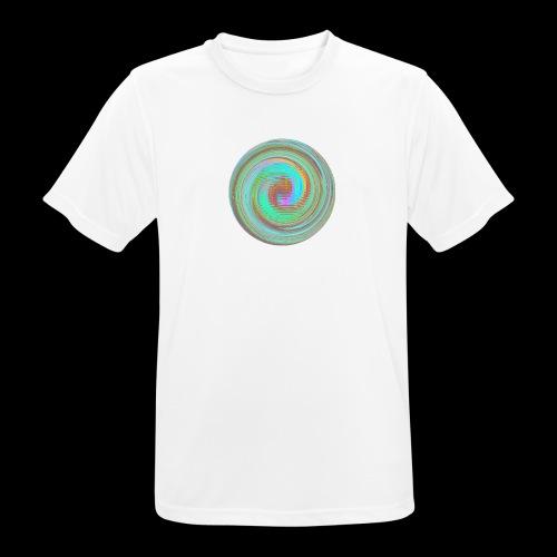 Illusion d'optique - T-shirt respirant Homme