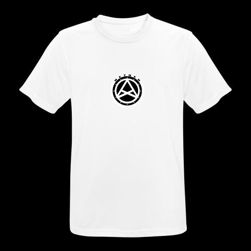 Nether Crew Black\White T-shirt - Maglietta da uomo traspirante