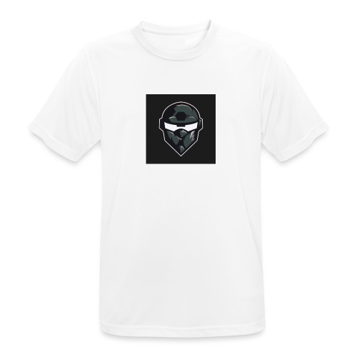 LogoMain2 - Herre T-shirt svedtransporterende