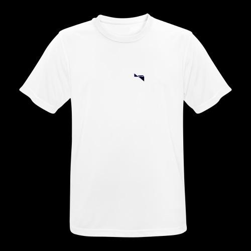 logo azr - T-shirt respirant Homme