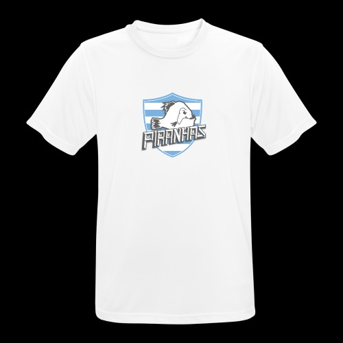 Logo Piranhas v5 - T-shirt respirant Homme