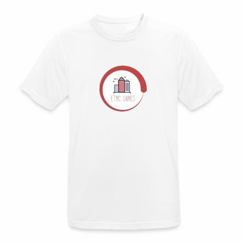 ETMC Orginal - Mannen T-shirt ademend actief