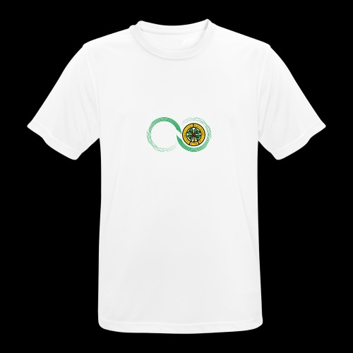 Harp and French CSC logo - T-shirt respirant Homme