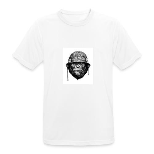 monkey man - Men's Breathable T-Shirt