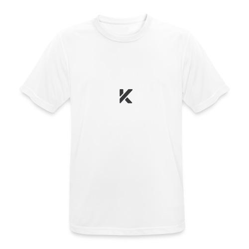 KeowLogo - T-shirt respirant Homme