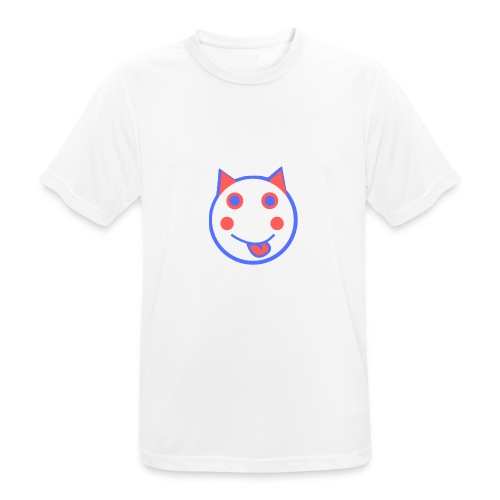 Red White And Blue - Alf Da Cat - Men's Breathable T-Shirt