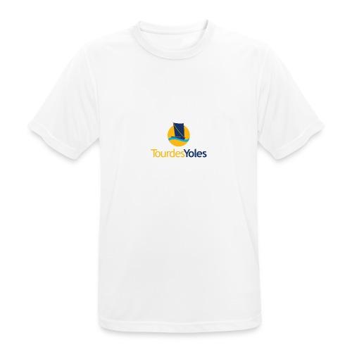 Tour des Yoles - T-shirt respirant Homme