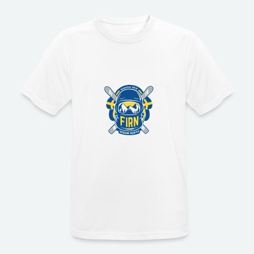 FIRN - Andningsaktiv T-shirt herr