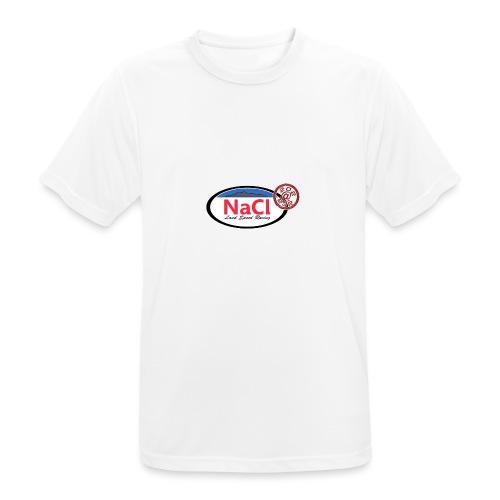 Logo NaCl - T-shirt respirant Homme