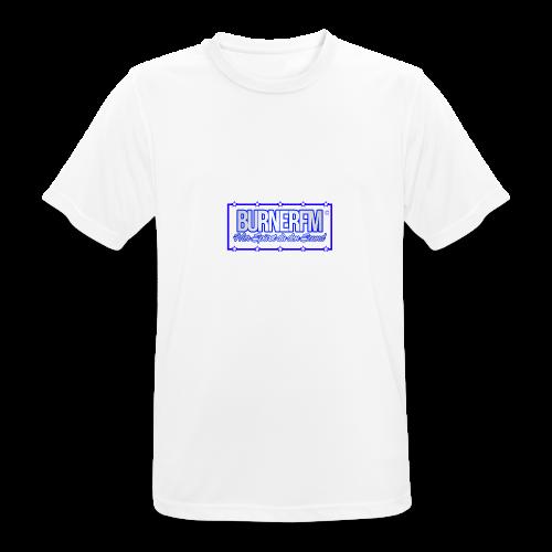 BurnerFM Hier Sürst du den Sound - Männer T-Shirt atmungsaktiv