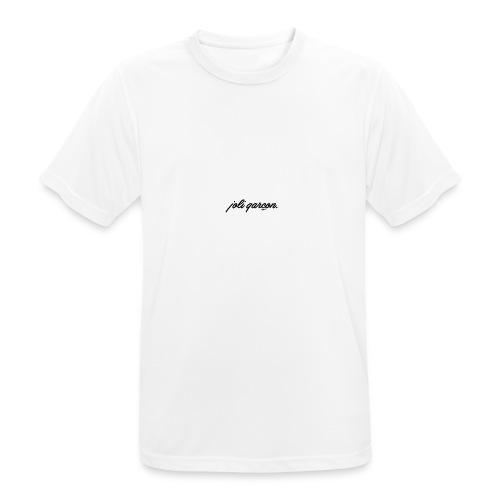 Joli Garcon Paris - T-shirt respirant Homme