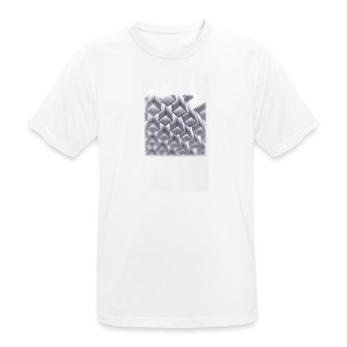 squares - Men's Breathable T-Shirt