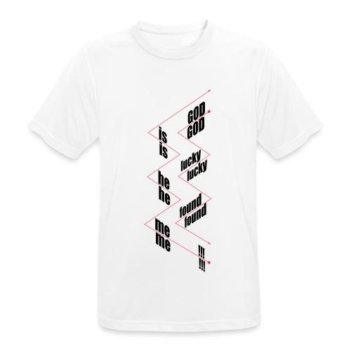 G.I.L.H.F.M. - mannen T-shirt ademend