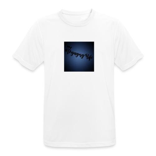 #logagng4life - Men's Breathable T-Shirt