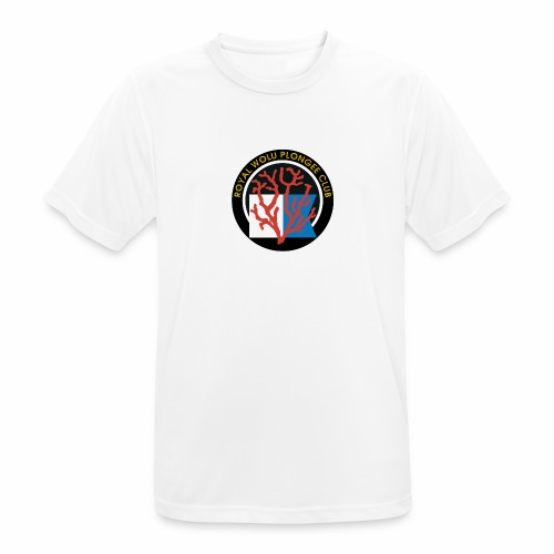 Royal Wolu Plongée Club - T-shirt respirant Homme