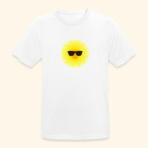 Sol de Canarias - Camiseta hombre transpirable