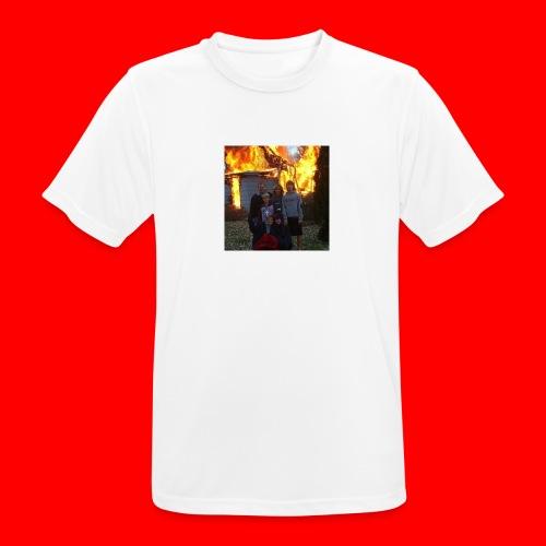 FAMILY - Koszulka męska oddychająca