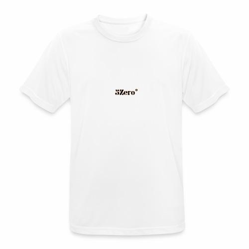 5ZERO° - Men's Breathable T-Shirt