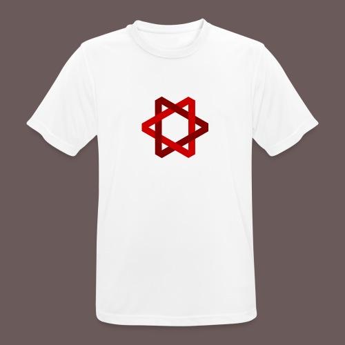 Two Triangles - Herre T-shirt svedtransporterende