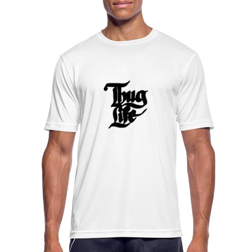 ThugLife - T-shirt respirant Homme