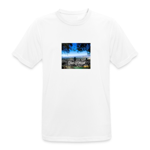 Denstella - Herre T-shirt svedtransporterende