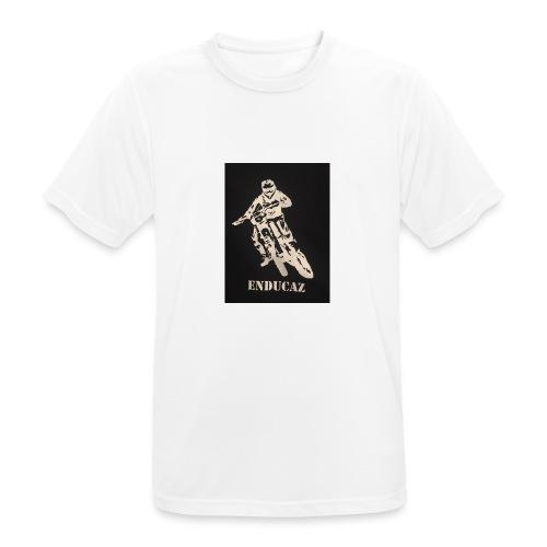 enducaz - T-shirt respirant Homme
